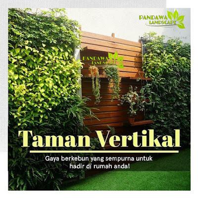 Jasa vertical garden surabaya pusat