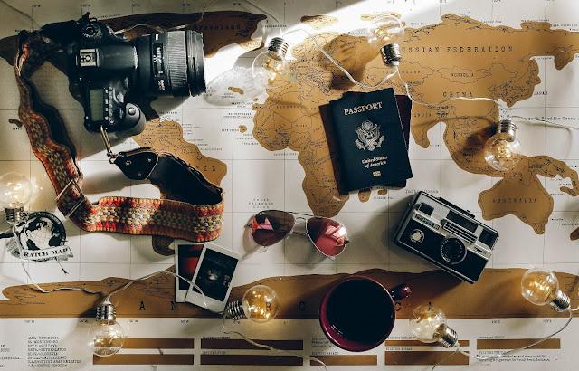 Get your passport ready