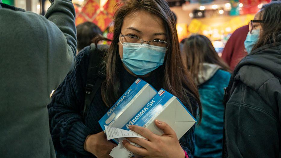 masks for coronavirus in india
