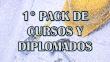 Primer Pack de Cursos y Diplomados