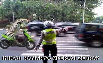 11 Meme Operasi Zebra Ini Lucu Banget Bikin Ngakak Pak