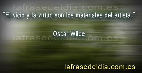 Citas célebres de Oscar Wilde