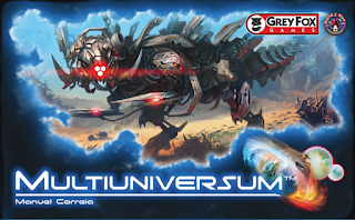 The box art. The title is written across the lower left, with a combat robot that vaguely resembles a t-rex seen through a glowing portal as the main focus of the art.