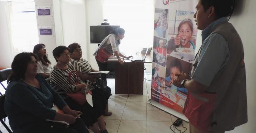 QALI WARMA: Programa social asiste a interesados en proceso de compra 2017 en Moquegua - www.qaliwarma.gob.pe