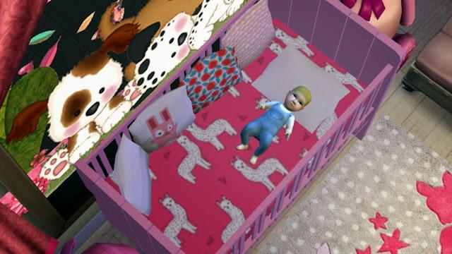 sims 4 gameplay,sims 4 no crib baby mod