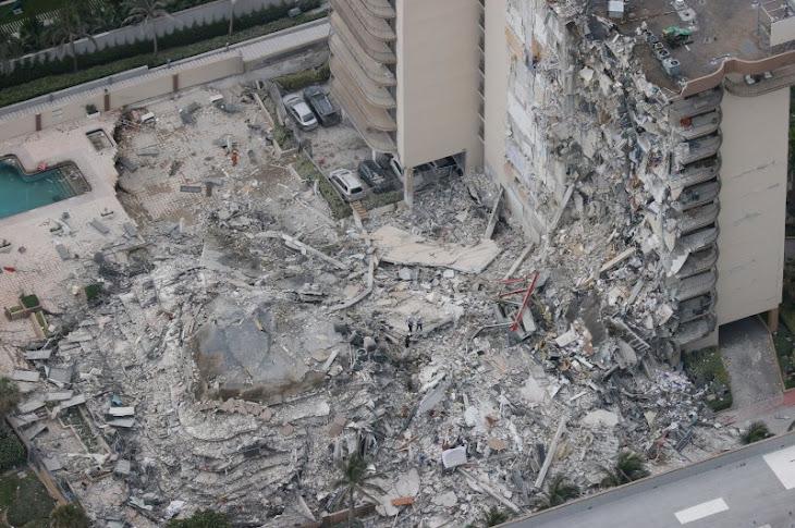 Condo Building Collapsed In Miami