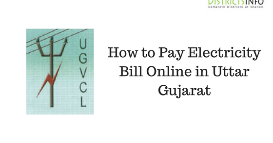 How To Pay Electricity Bill Online In Uttar Gujarat