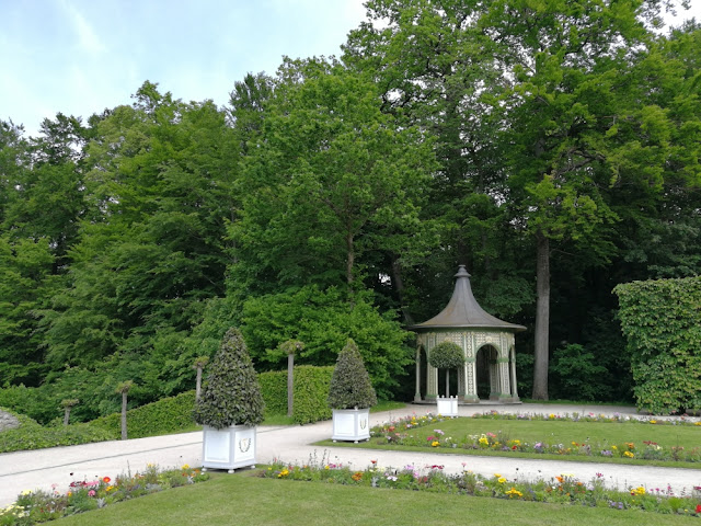 Eremitage Bayreuth - Parkanlage