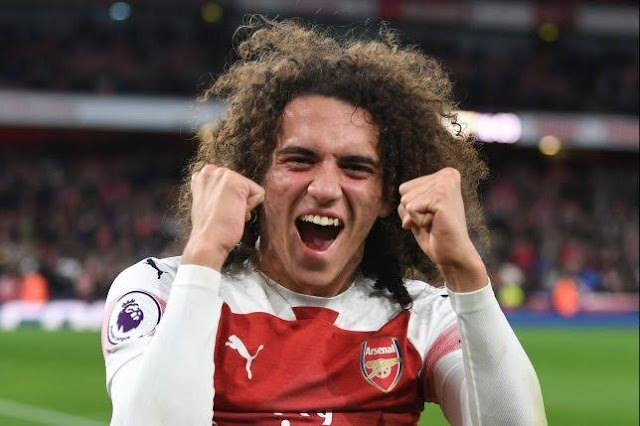 Matteo Guendouzi Stuns Arsenal Fans With What He Did