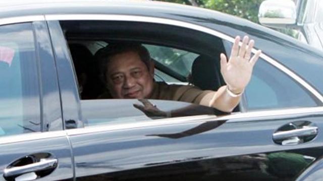 Tikungan Terakhir Politik SBY