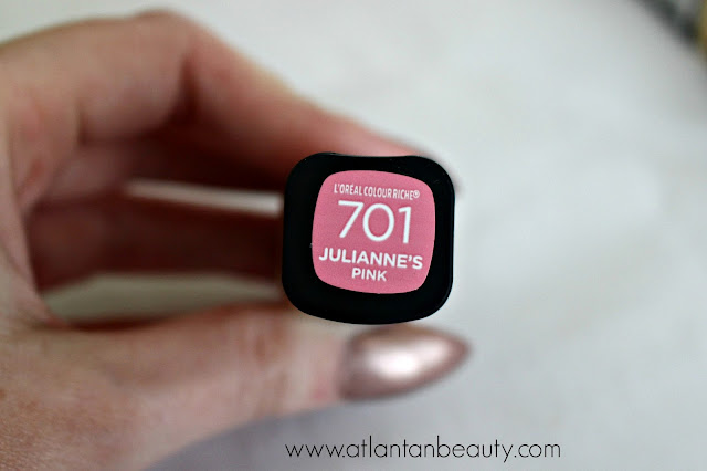 L'Oreal Colour Riche Julianne's Pink
