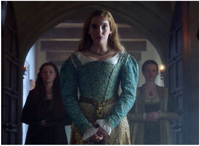 HOLLYWOOD SPY: STARZ RELEASES FIRST 'THE WHITE PRINCESS' EPIC TV