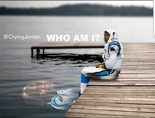 who am I? #CamNewton, #PamNewton, #panthers,#nfl