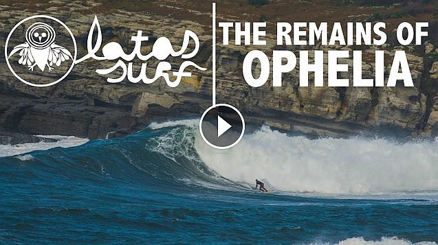 OPHELIA Escuela de surf Surf house Surf camp
