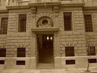 Fachada do Colegio Champagnat, na Recoleta, em Buenos Aires