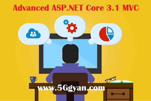 Advanced ASP.NET Core 3.1 MVC Course