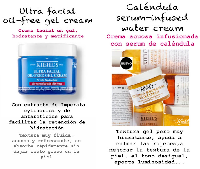 crema serum calendula kiehls opinion