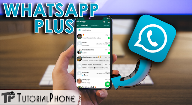 Cómo tener WhatsApp Plus con apariencia de WhatsApp Oficial
