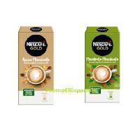 Campioni omaggio gratuiti Nescafé Gold : come riceverli gratis