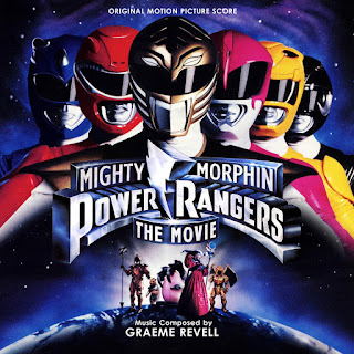 Mighty Morphin Power Rangers The Movie: Original Motion Picture Score