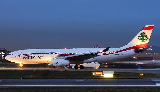 طيران الشرق الأوسط Middle East Airlines