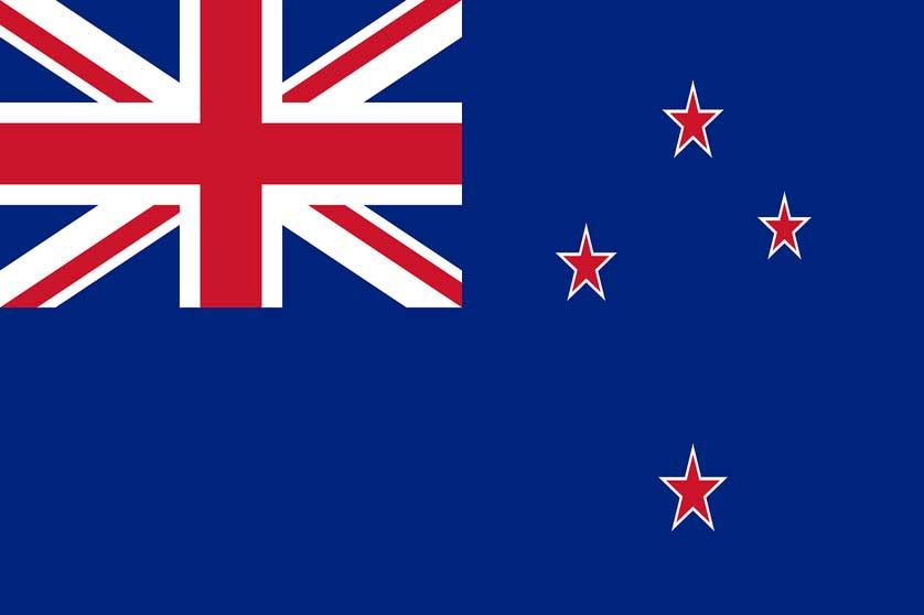 Siglas e abreviações na Nova Zelândia
