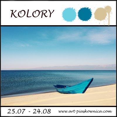Art-Piaskownica - Kolory