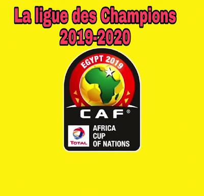 de la Ligue des champions d'Afrique 2019-2020