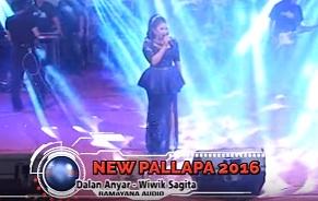 Lirik Lagu ( Dalan Anyar ) versi Wiwik Sagita New Pallapa