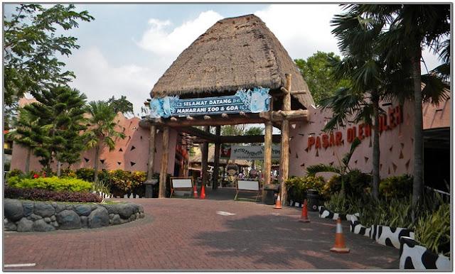 Maharani Zoo & Goa;10 Top Destinasi Wisata Lamongan;