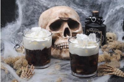 DEAD MAN'S COCKTAIL RECIPE #iced #halloweendrink