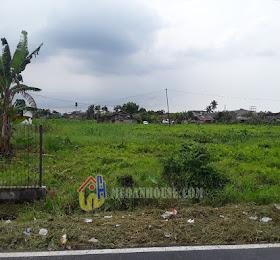 dijual tanah 1ha di daerah Polonia di pinggir jalan <del>Rp 15jt /Meter </del> <price>Rp 12 juta /Meter </price> <code>MZ-1</code>
