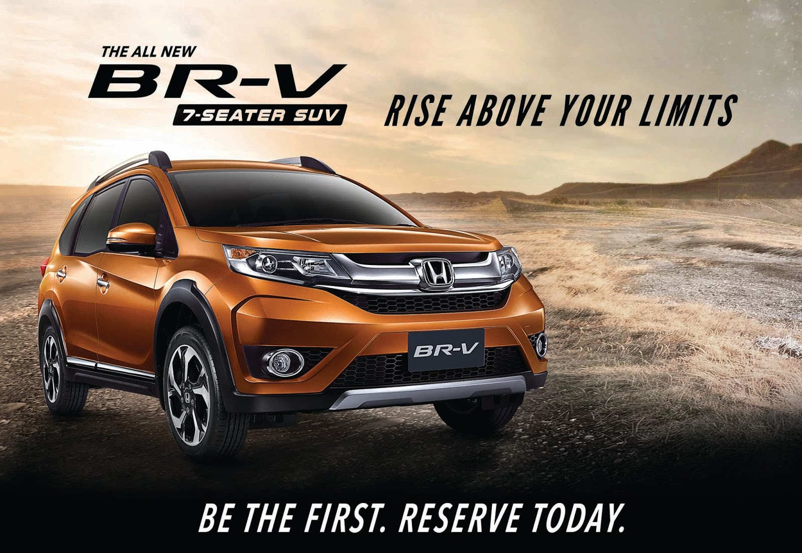 After its official debut in the 6th philippine international motor show pims at world trade center manila customers who want to see the all new br v in