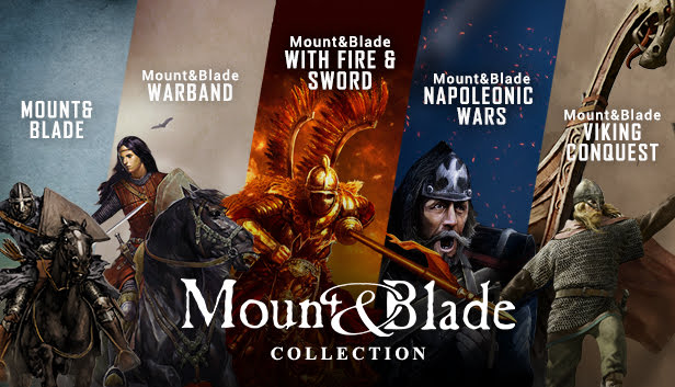 mount-blade-complete-collection