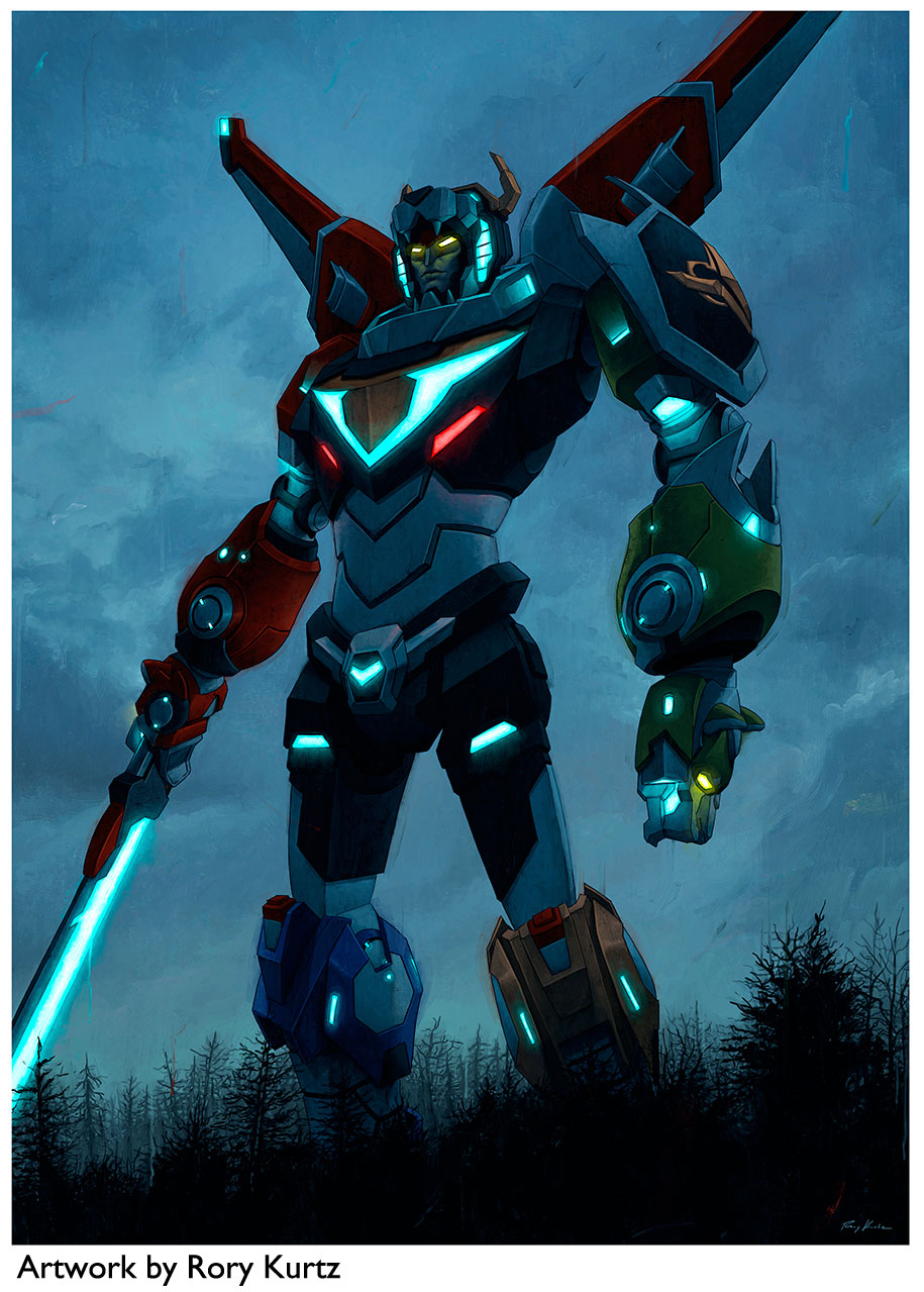 Artworks for DreamWorks Voltron Legendary Defender Art ... Voltron