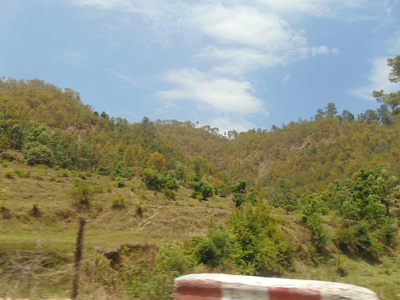 Journey From Kausani to Nainital via Ranikhet - The Nearest Visual Definition of Breathtaking