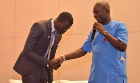 UNILAG Best Graduating Student Ayodele Dada Gets N1m Cash Gift From Nairabet CEO