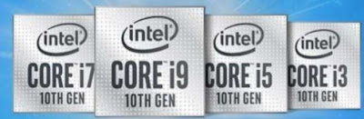 Intel Processor, Intel 10th Gen