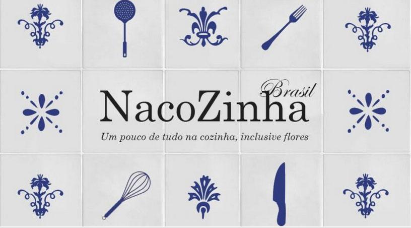 NacoZinha Brasil comandado pela Gina, é um dos melhores blogs de culinária!
