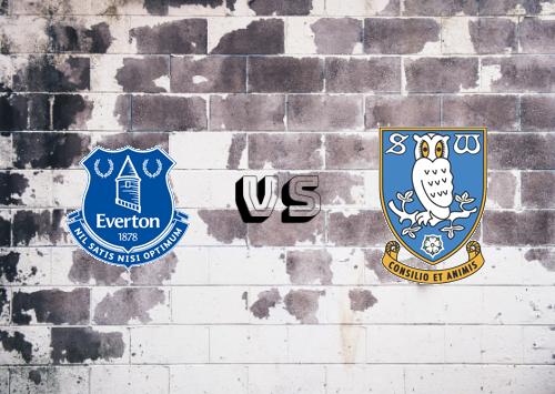 Everton vs Sheffield Wednesday  Resumen