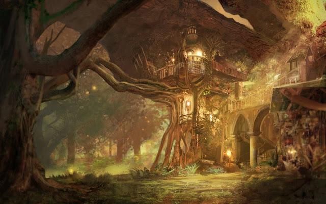 La Posada como Génesis - Dragonlance