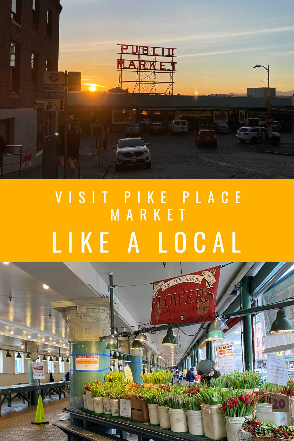 PIKE PLACE LOCALS GUIDE