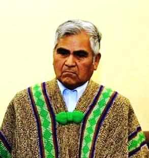 Juan Huenupán Guala Kimche