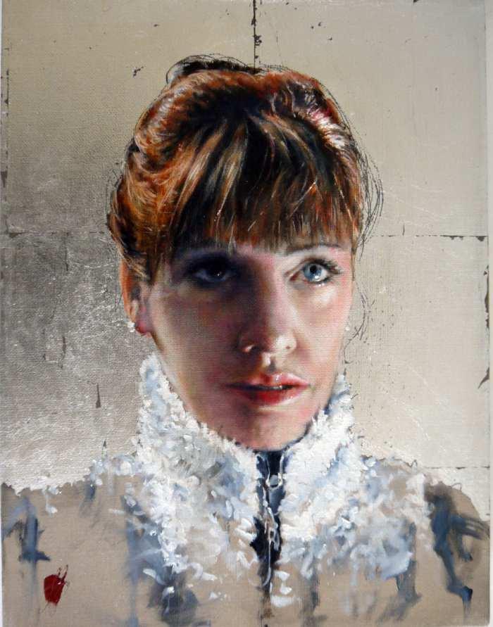 Рисунки в кинематографическом стиле. June Stratton