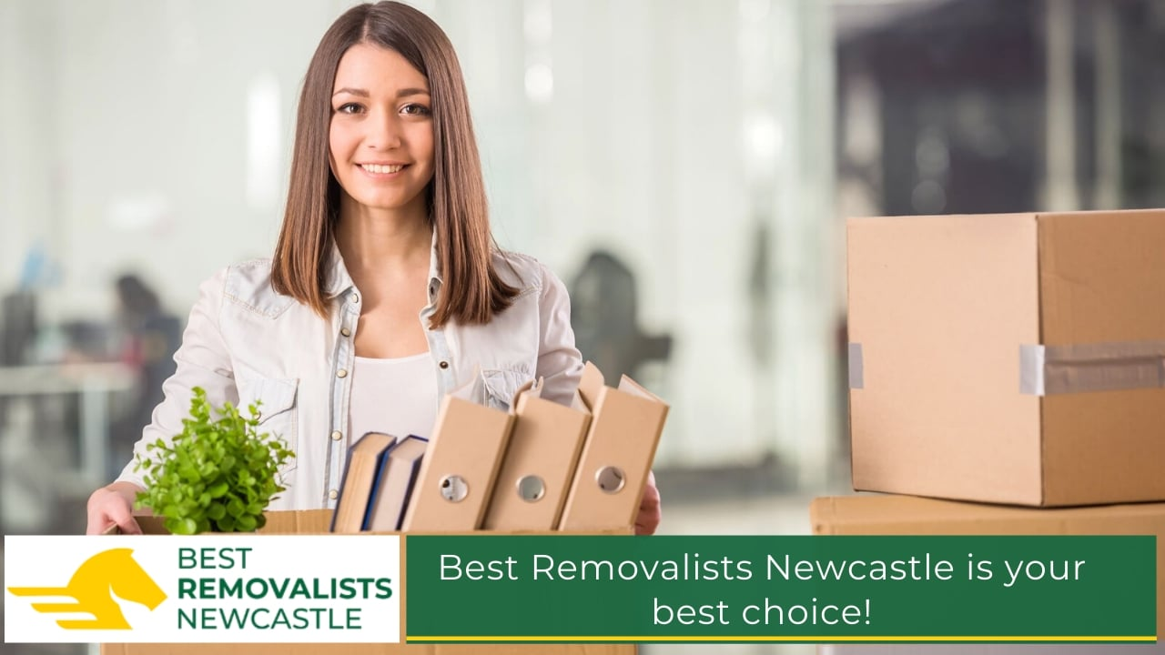 moving services in Newcastle