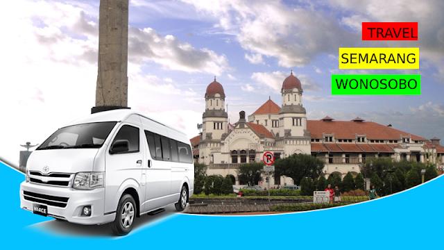 Travel Semarang Wonosobo