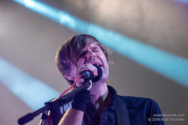 Death Cab for Cutie at Echo Beach June 20, 2019 on Photo by Brad Goldstein for One In Ten Words oneintenwords.com toronto indie alternative live music blog concert photography pictures photos