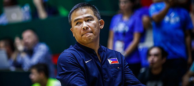 Chot Reyes Steps Down as Gilas Pilipinas Head Coach
