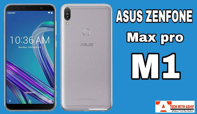 Zenfone Max Pro M1 Pretty Coll Design