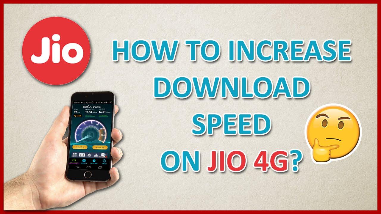 jio internet speed booster apk